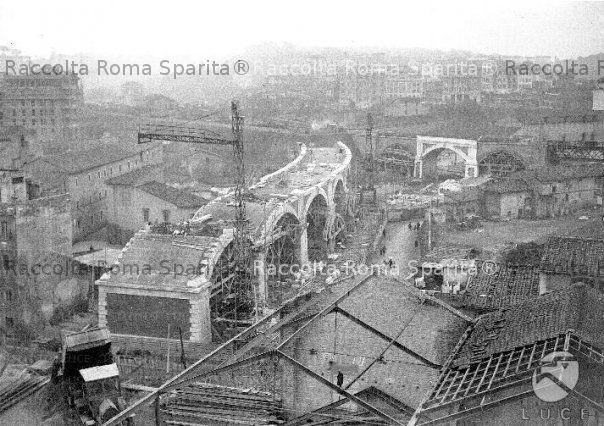 Roma sparita via gregorio vii for Arredamento via gregorio vii roma