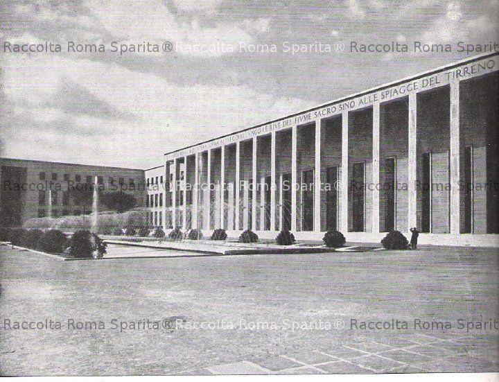 Eur il palazzo degli uffici for Uffici eur roma