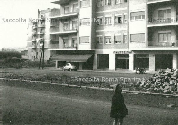 Largo maccagno for Piazza balduina
