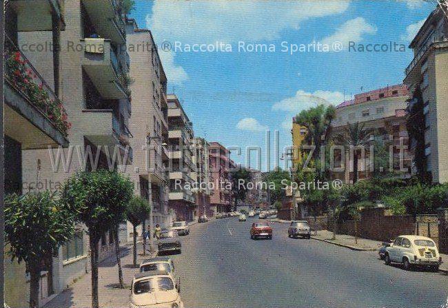 Via della balduina for Piazza balduina
