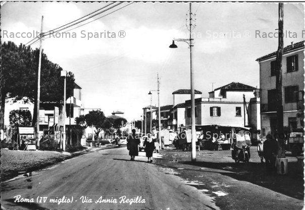 Roma Sparita IV Miglio