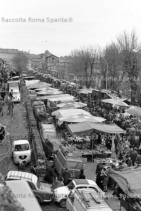 Roma sparita mercato di porta portese - Porta portese regali ...