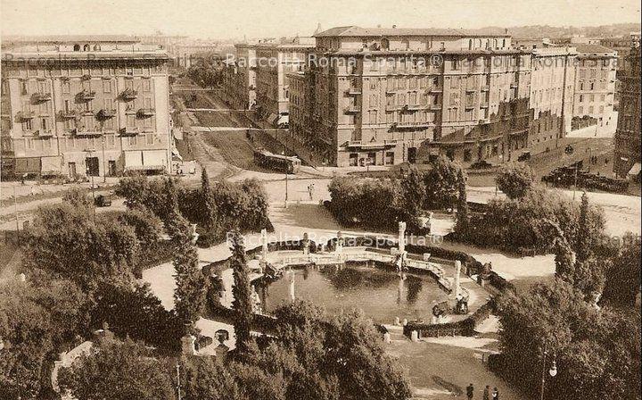 Roma sparita piazza mazzini - Mercatino di natale piazza mazzini roma ...