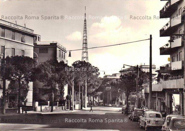 Roma sparita balduina viale delle medaglie d 39 oro for Piazza balduina