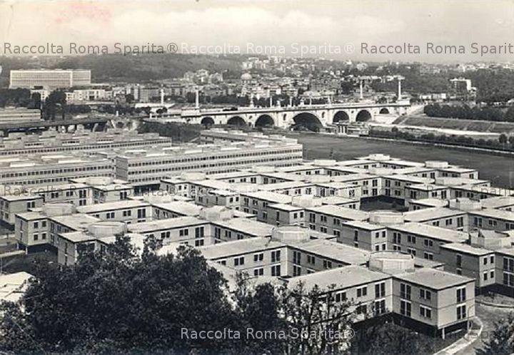 Villaggio olimpico archives roma sparita foto storiche for Villaggio olimpico