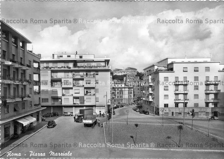 Balduina archives roma sparita foto storiche for Piazza balduina