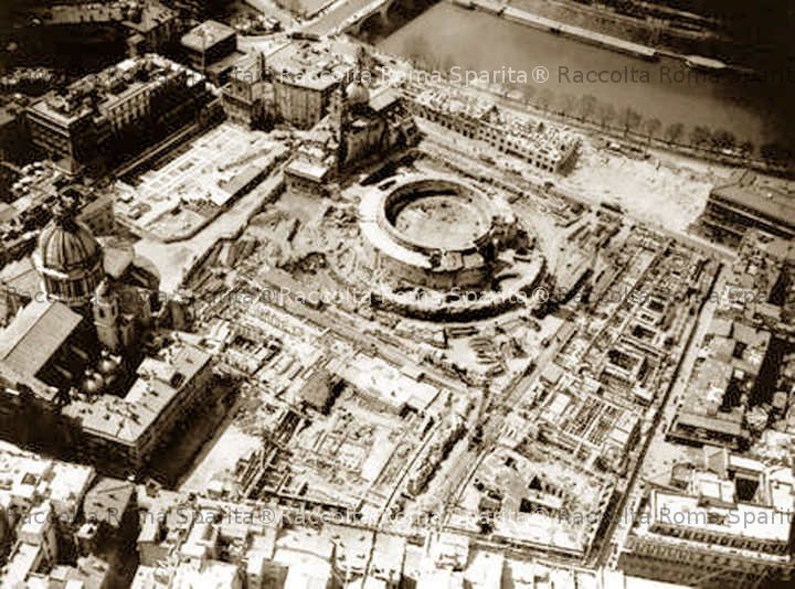 Piazza augusto imperatore for Augusto roma