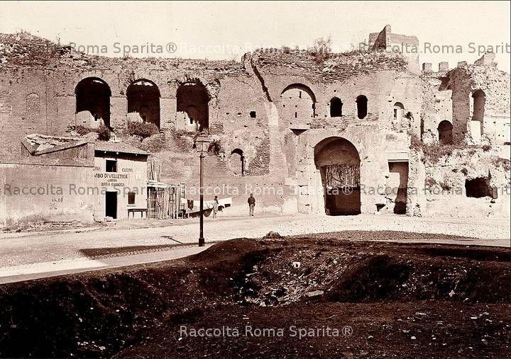 Porta pinciana archives pagina 2 di 2 roma sparita - Via di porta pinciana 34 roma ...