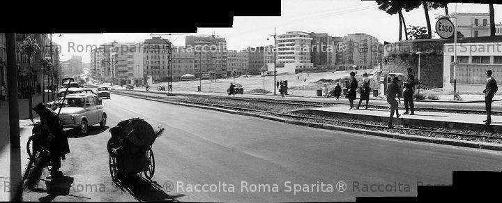 Roma sparita via casilina - Case anni 50 ...