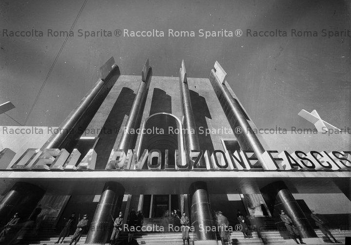 Roma sparita via nazionale palazzo delle esposizioni for Palazzo delle esposizioni via nazionale roma