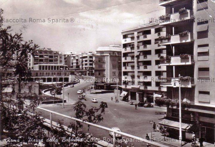 Piazza della balduina archives roma sparita foto storiche for Piazza balduina