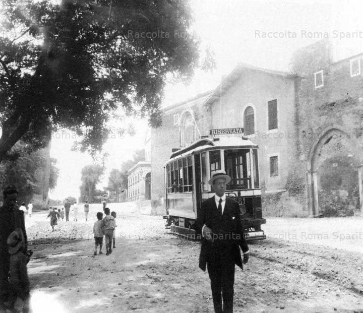Via della Navicella