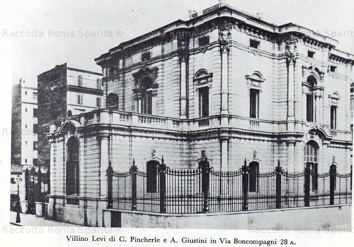 Via Boncompagni