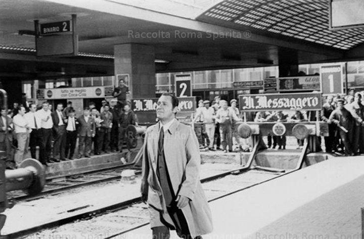 Stazione Termini - Alberto Sordi