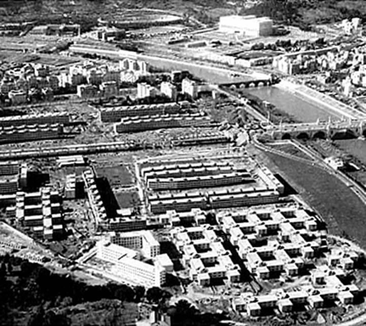 Roma sparita villaggio olimpico for Villaggio olimpico