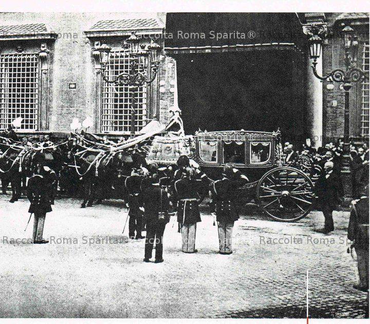Funerali Umberto I