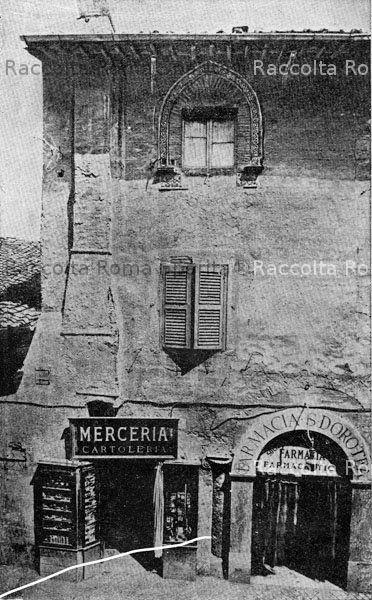 Casa delle fornarina