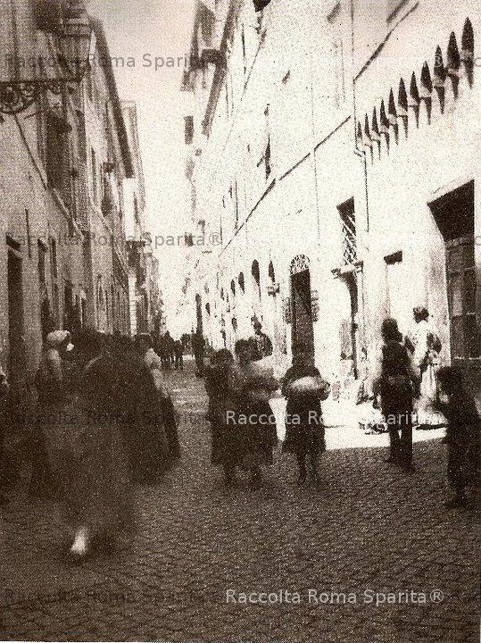 Via della Lungaretta