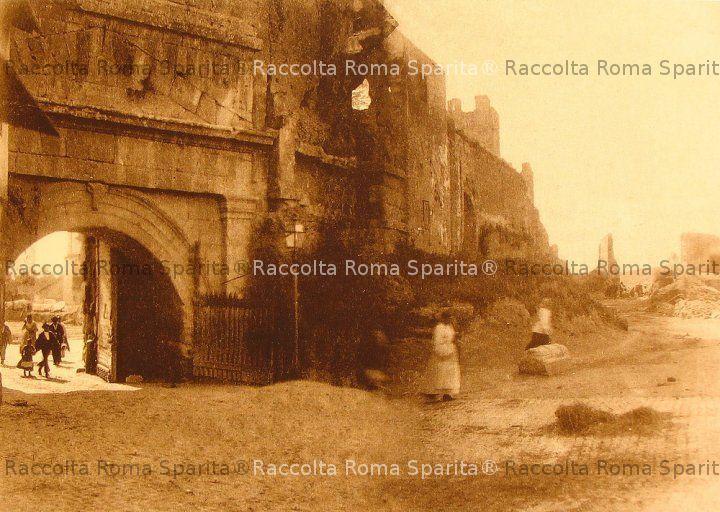 Via di Porta San Lorenzo