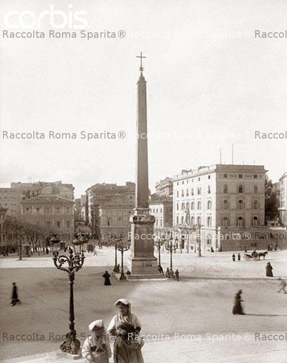Piazza dell' Esquilino