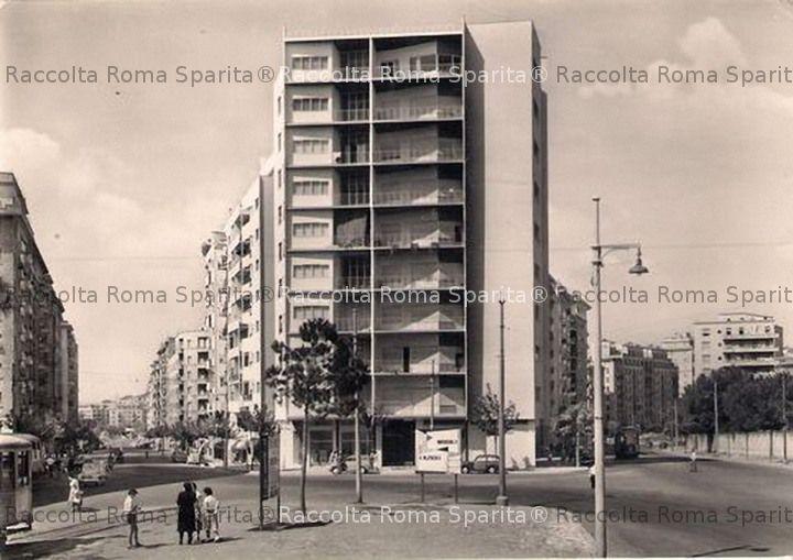 Piazza Zama, via Satrico e via Concordia