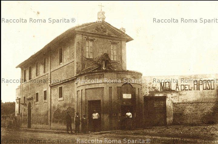 Chiesa di Santa Maria del Riposo