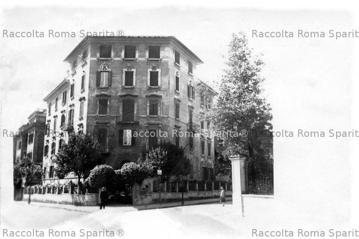 Via Bartolomeo Eustachio