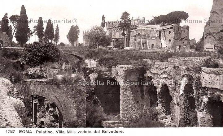 Palatino - Villa Mills