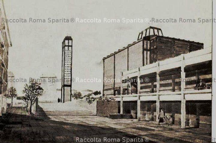 Acilia - Villaggio INA
