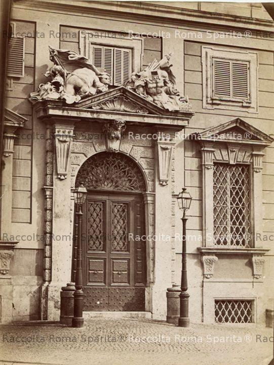 Piazza del Quirinale - Palazzo della Consulta
