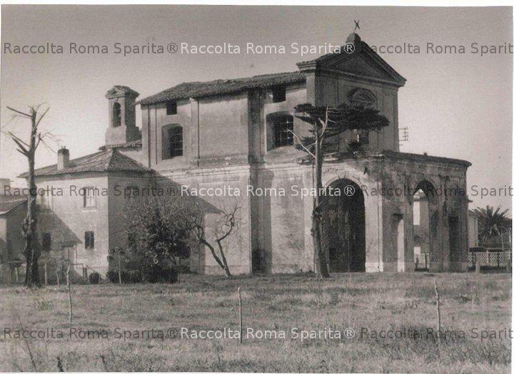 Fiumicino, Santa Maria Porto della Salute