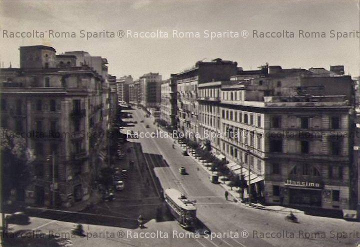 Piazzale Appio e via Magna Grecia