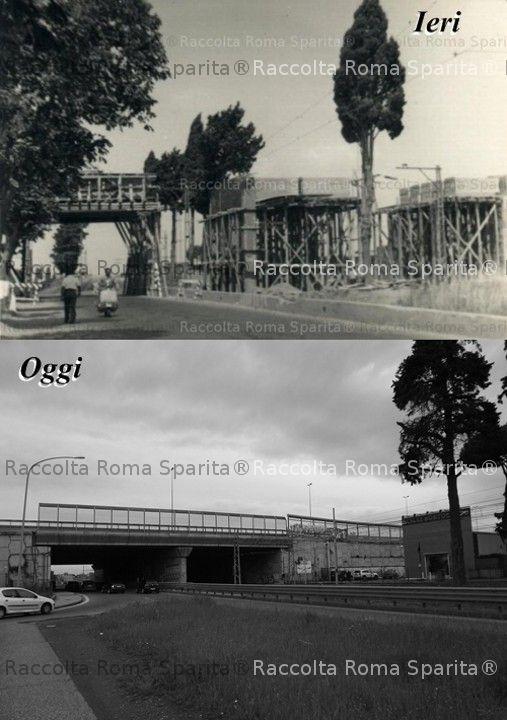 Ponte svincolo G.R.A., via Casilina