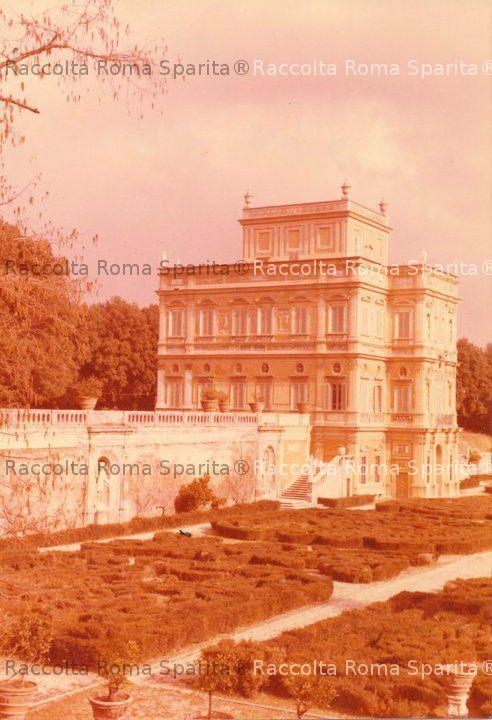 Villa Pamphili Doria