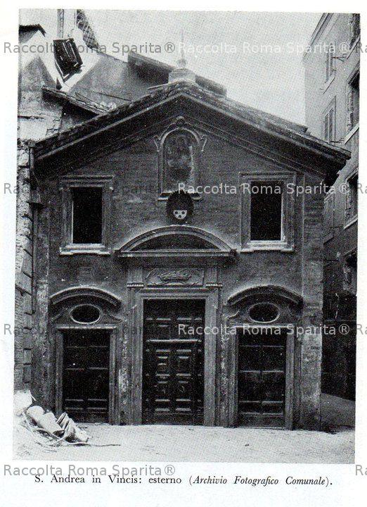 Sant' Andrea in Vincis