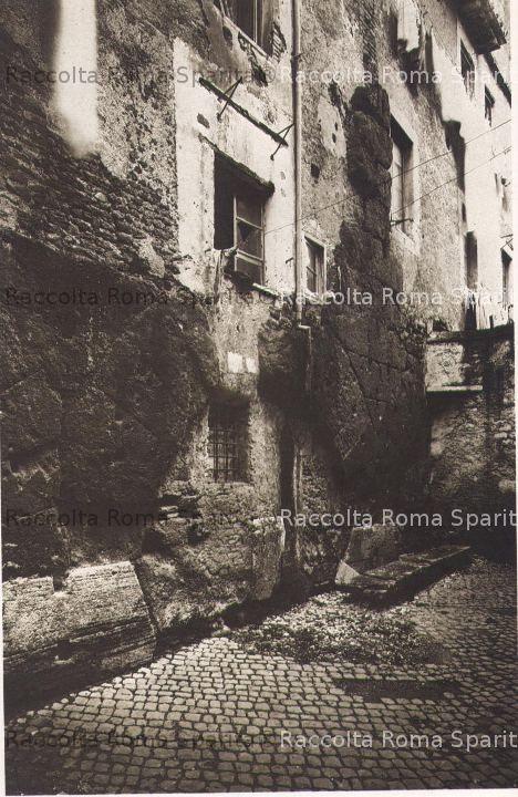Via delle Marmorelle - Foro di Cesare