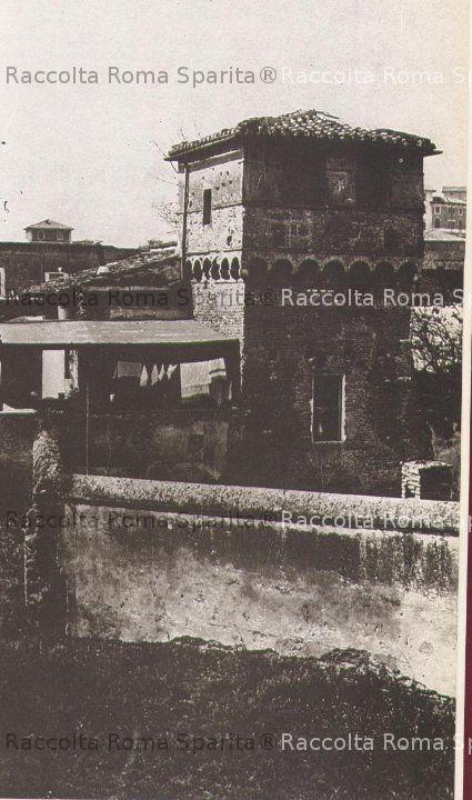 Torre della Moletta - Circo Massimo