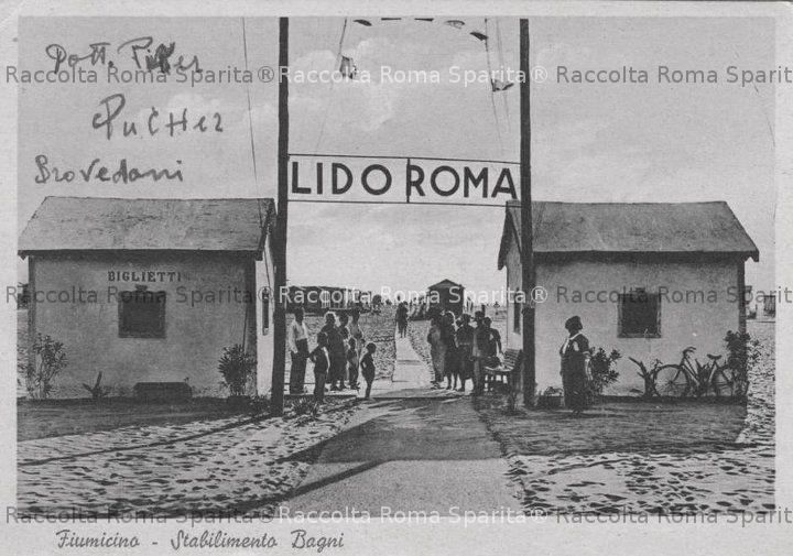 Fiumicino - Stabilimento Roma