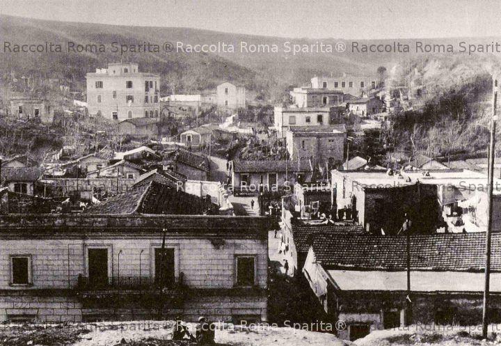 Valle Aurelia - L'antico borgo dei fornaciari