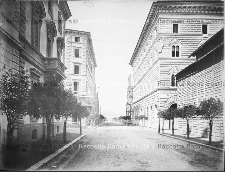 Via Vittoria Colonna