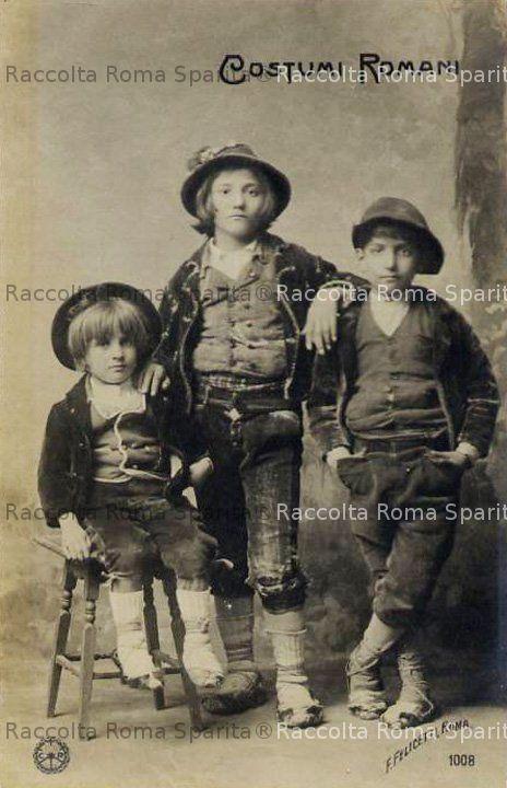 Costumi Romani