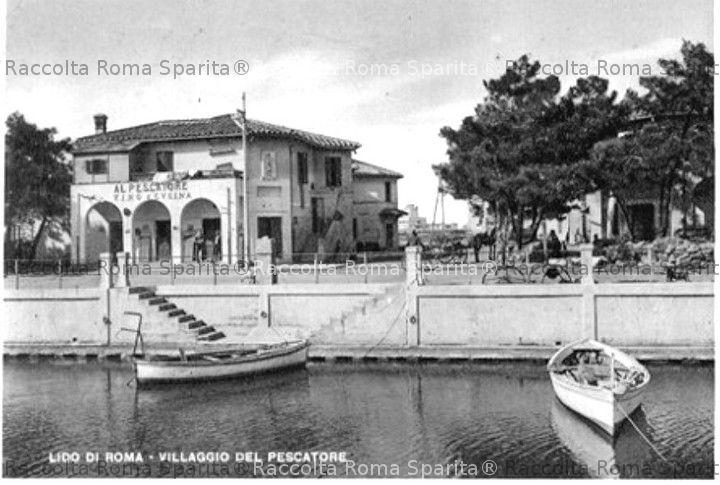 Ostia - Villaggio dei pescatori