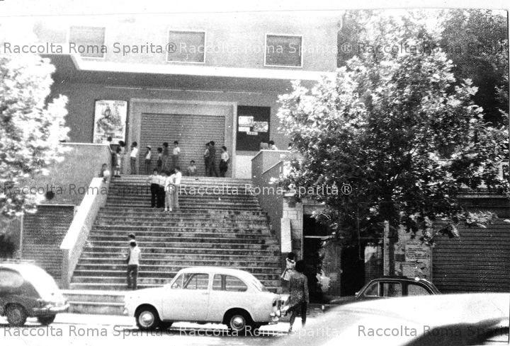 Via del Trullo - Ex cinema Faro