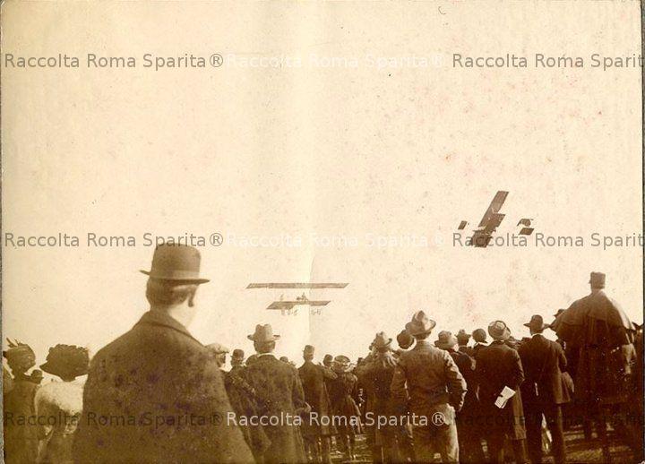 Capannelle - Manifestazione aerea