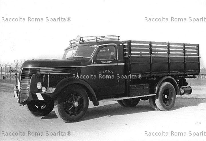 Camion Fiat 634