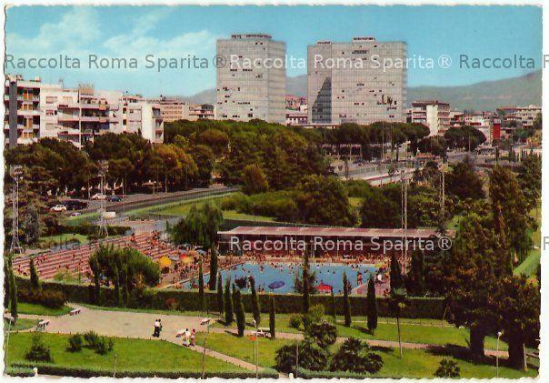 Roma sparita eur - Piscina eur roma ...