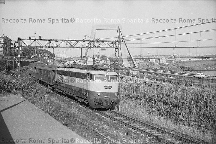 Stazione Magliana