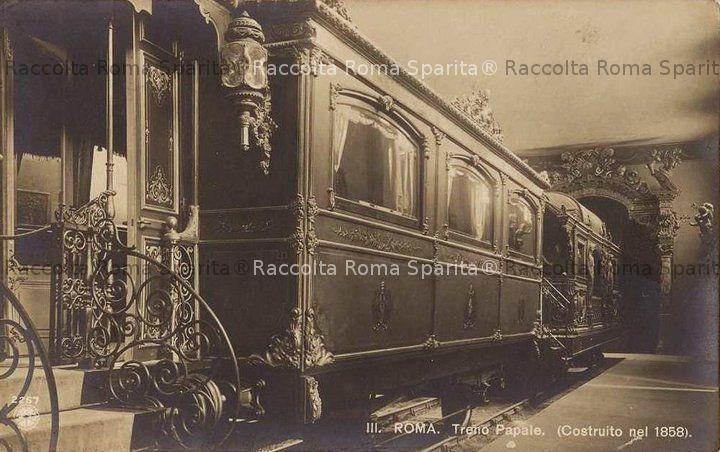 Treno Papale