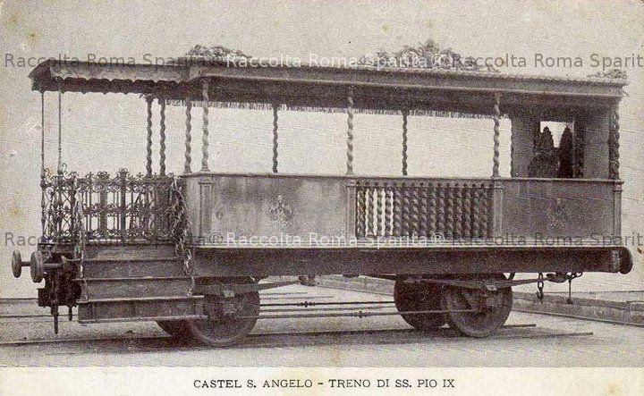 Treno di San  Pio IX