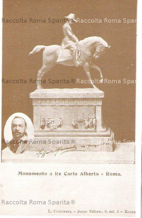 Monumento  Carlo Alberto